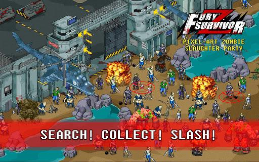Fury Survivor Pixel Z v1.064 screenshots 8