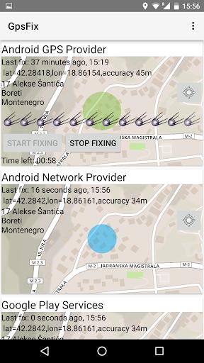 GPS Fix v1.32 screenshots 1