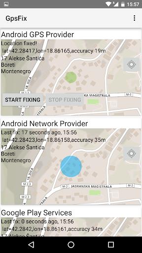 GPS Fix v1.32 screenshots 2
