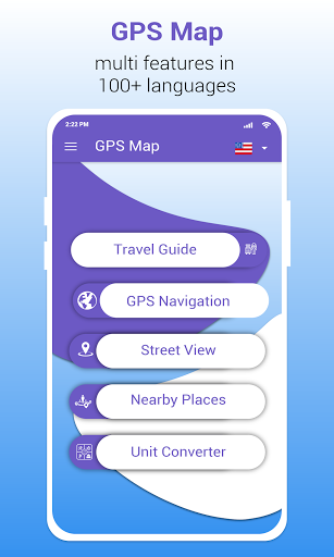 GPS Map Route Traffic Navigation v1.3 screenshots 1