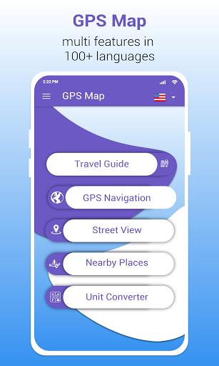 GPS Map Route Traffic Navigation v1.3 screenshots 9
