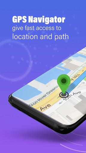 GPS Maps Voice Navigation amp Directions v11.44 screenshots 1