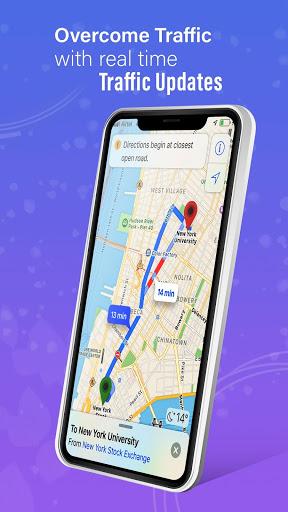 GPS Maps Voice Navigation amp Directions v11.44 screenshots 10