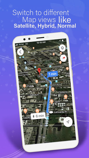 GPS Maps Voice Navigation amp Directions v11.44 screenshots 11