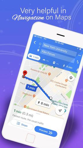 GPS Maps Voice Navigation amp Directions v11.44 screenshots 12