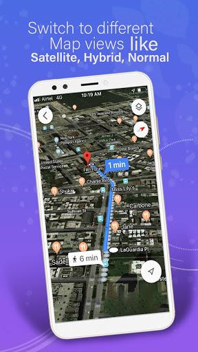 GPS Maps Voice Navigation amp Directions v11.44 screenshots 19