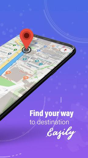 GPS Maps Voice Navigation amp Directions v11.44 screenshots 2