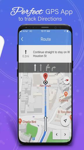 GPS Maps Voice Navigation amp Directions v11.44 screenshots 5