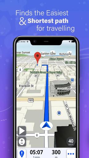 GPS Maps Voice Navigation amp Directions v11.44 screenshots 9