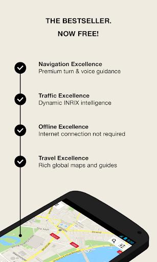 GPS Navigation amp Maps – Scout v8.0 screenshots 1