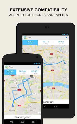 GPS Navigation amp Maps – Scout v8.0 screenshots 12