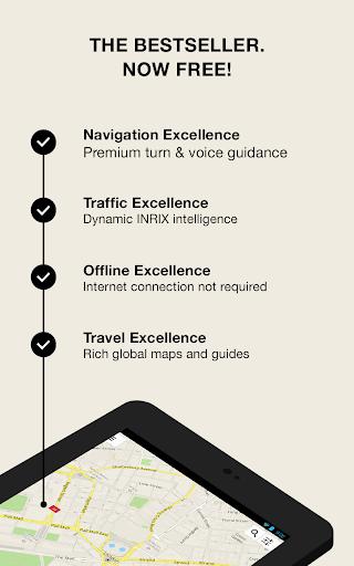 GPS Navigation amp Maps – Scout v8.0 screenshots 5