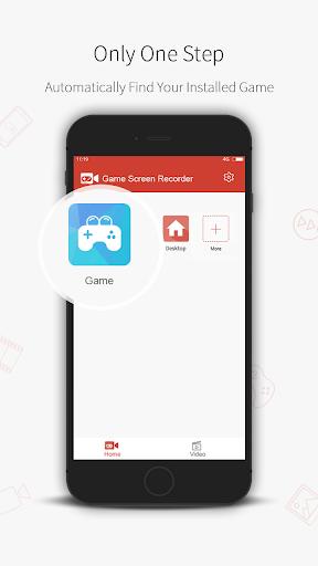 Game Screen Recorder v1.2.9 screenshots 1