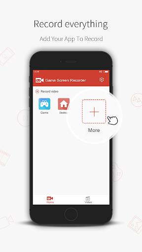 Game Screen Recorder v1.2.9 screenshots 2