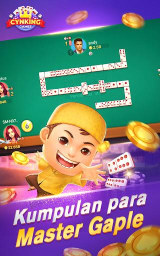 Gaple-Domino QiuQiu Poker Capsa Slots Game Online v2.19.0.0 screenshots 10
