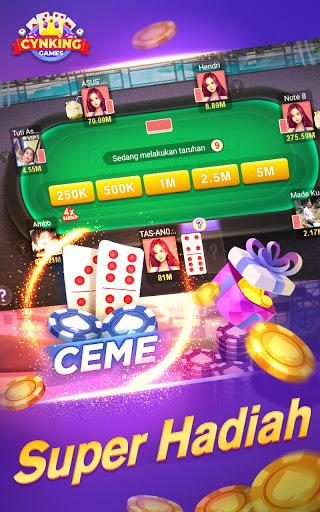 Gaple-Domino QiuQiu Poker Capsa Slots Game Online v2.19.0.0 screenshots 11