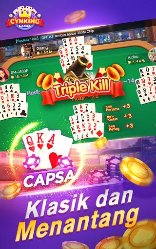 Gaple-Domino QiuQiu Poker Capsa Slots Game Online v2.19.0.0 screenshots 12
