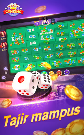 Gaple-Domino QiuQiu Poker Capsa Slots Game Online v2.19.0.0 screenshots 6