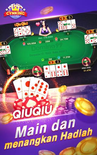 Gaple-Domino QiuQiu Poker Capsa Slots Game Online v2.19.0.0 screenshots 8