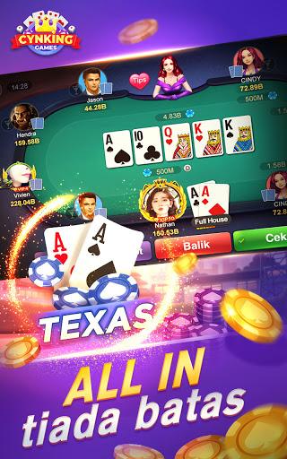 Gaple-Domino QiuQiu Poker Capsa Slots Game Online v2.19.0.0 screenshots 9