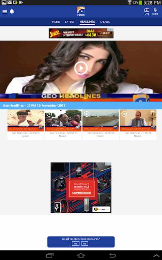 Geo News v7.1 screenshots 5