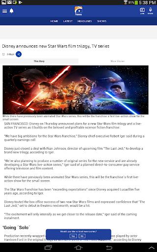 Geo News v7.1 screenshots 6