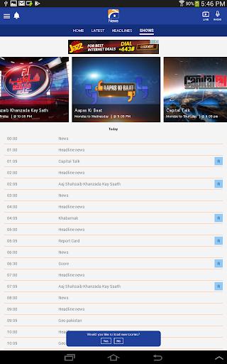 Geo News v7.1 screenshots 7