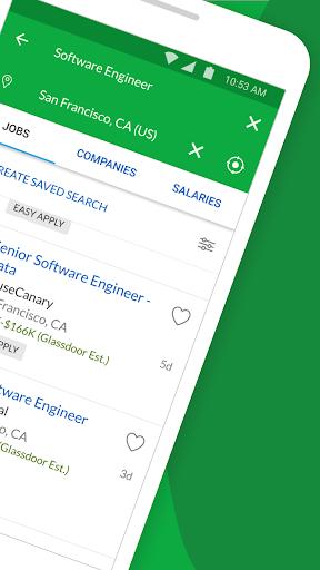 Glassdoor – Job search company reviews amp salaries v8.21.0 screenshots 2