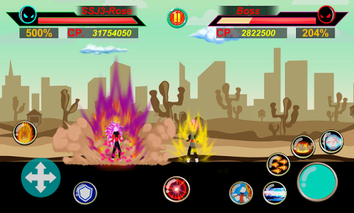 God of Stickman 3 v1.6.0.5 screenshots 1