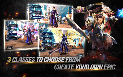 Goddess Primal Chaos – SEA Free 3D Action MMORPG v1.81.27.040800 screenshots 19