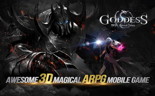 Goddess Primal Chaos – SEA Free 3D Action MMORPG v1.81.27.040800 screenshots 2
