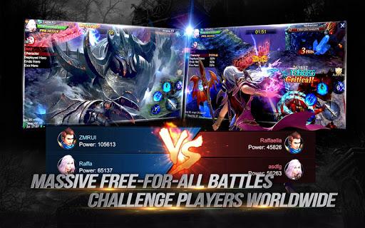 Goddess Primal Chaos – SEA Free 3D Action MMORPG v1.81.27.040800 screenshots 20
