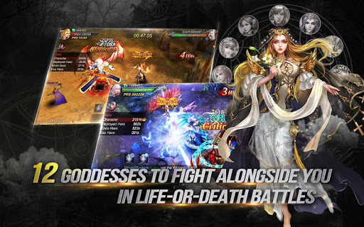 Goddess Primal Chaos – SEA Free 3D Action MMORPG v1.81.27.040800 screenshots 22