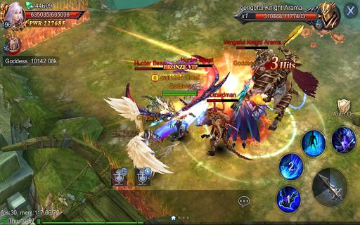 Goddess Primal Chaos – SEA Free 3D Action MMORPG v1.81.27.040800 screenshots 23