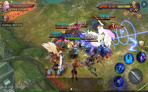 Goddess Primal Chaos – SEA Free 3D Action MMORPG v1.81.27.040800 screenshots 24