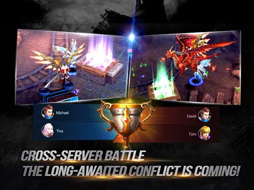 Goddess Primal Chaos – SEA Free 3D Action MMORPG v1.81.27.040800 screenshots 9