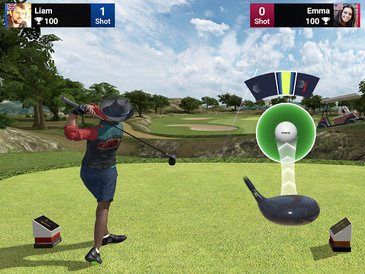 Golf King – World Tour v screenshots 24