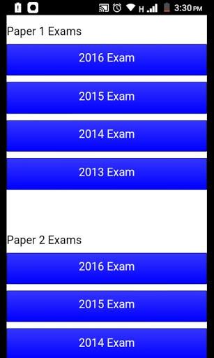 Grade 12 Life Sciences Mobile Application v1.0 screenshots 2