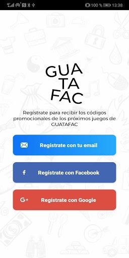Guatafac v1.0.2 screenshots 2
