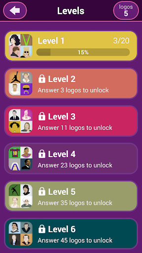 Guess The Celeb Quiz v2.7 screenshots 2
