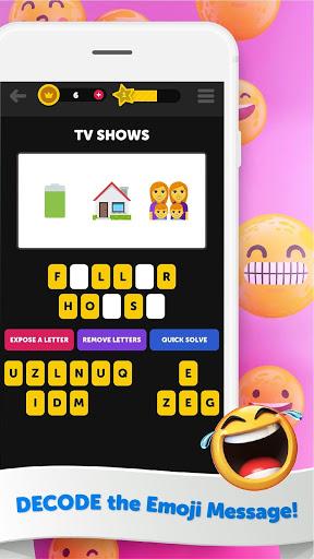 Guess The Emoji – Trivia and Guessing Game v9.67 screenshots 1