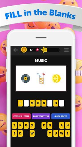 Guess The Emoji – Trivia and Guessing Game v9.67 screenshots 2