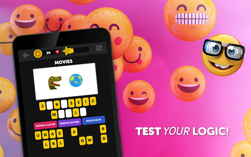 Guess The Emoji – Trivia and Guessing Game v9.67 screenshots 22