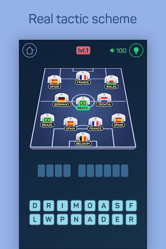 Guess The Football Club v1.4 screenshots 1