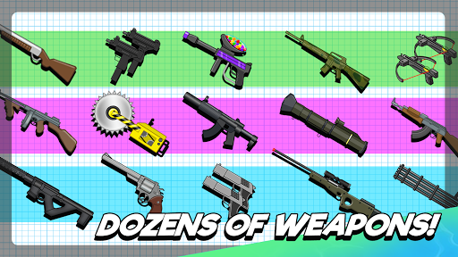 Gun Fu Stickman 2 – Fun Shooting Offline Action v1.33.5 screenshots 1