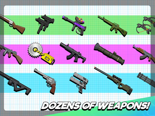 Gun Fu Stickman 2 – Fun Shooting Offline Action v1.33.5 screenshots 5