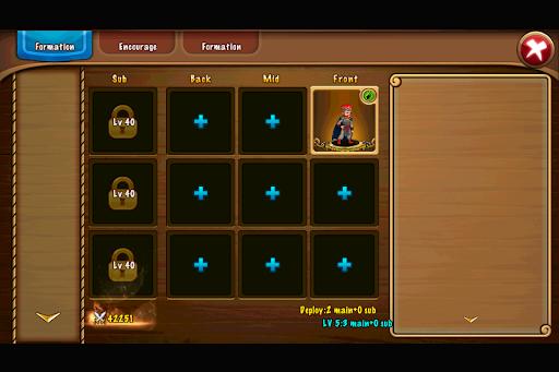 Haki The Lost Treasure v2.0.0 screenshots 4