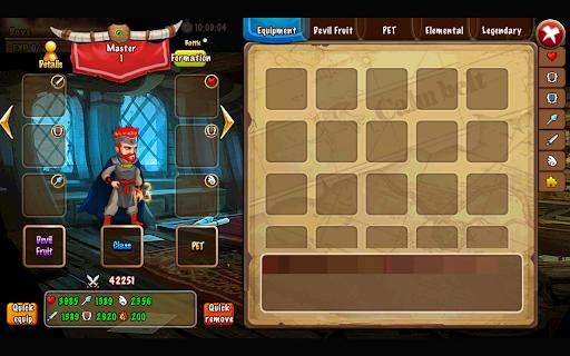 Haki The Lost Treasure v2.0.0 screenshots 5