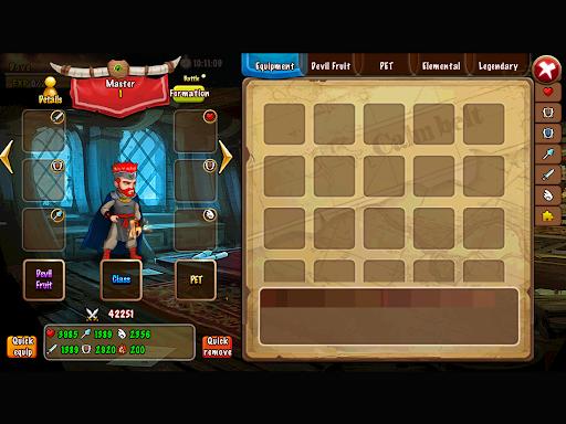 Haki The Lost Treasure v2.0.0 screenshots 9