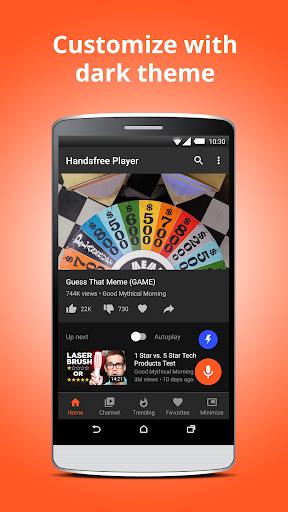 Handsfree Player – Play Music amp Videos Free v5.0 Build 1 screenshots 4